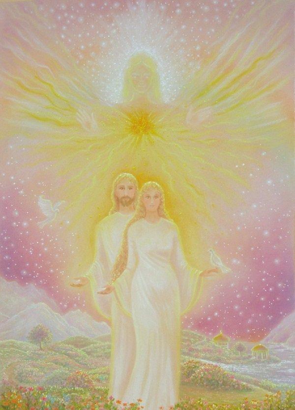brigitte_jost_liebessegen-magdalena_und_jesuss dans Partage de Coeur.