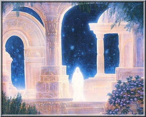Le Temple de l'Union des Flammes Jumelles dans Aurélia Jones et les Flammes Jumelles 011